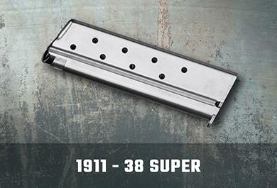 Metalform 1911 - 38 Super