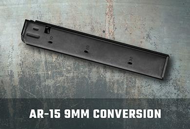 Metalform AR-15 9MM Conversion
